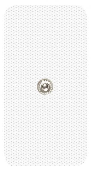 Einweg Klebeelektrode Tens-Elektrode 40x90m mit Druckknopf 50 x 4 Stück