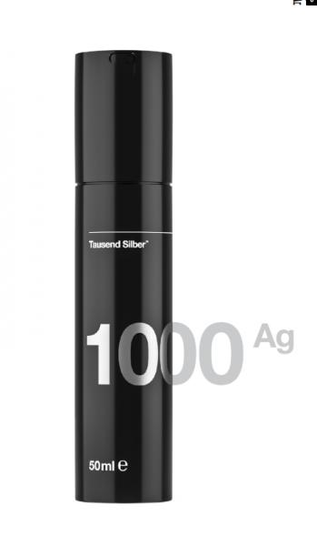 Tausend Silber® – Die höchste Konzentration Silber in nur einer Creme
